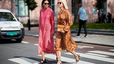 Sukienki z bawełny
