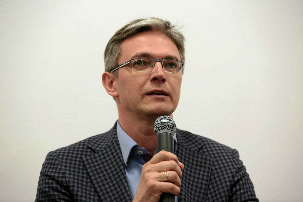 Adam Jarubas (fot: Paweł Małecki/ Agencja Gazeta)