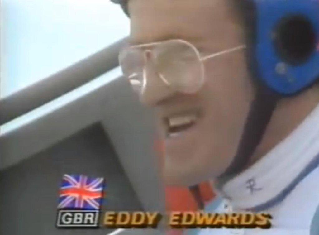 Eddie 'Orzeł' Edwards