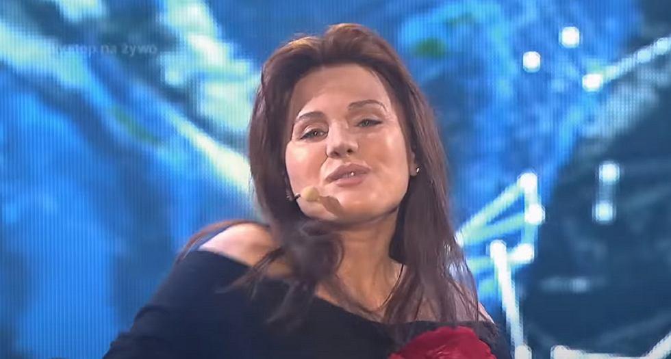 Gosia Andrzejewicz jako Belinda Carlisle - Twoja Twarz Brzmi Znajomo