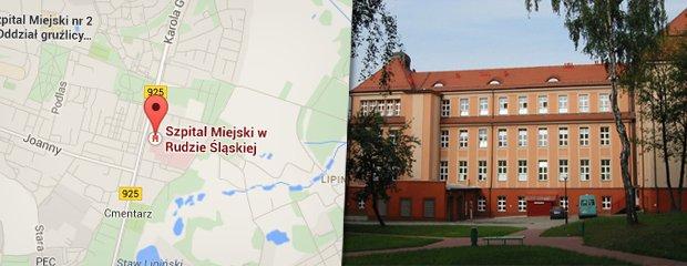 Do strzelaniny doszło w szpitalu miejskim w Rudzie Śląskiej