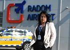 Prezes Portu Lotniczego Radom: Jestem optymistką [ROZMOWA]