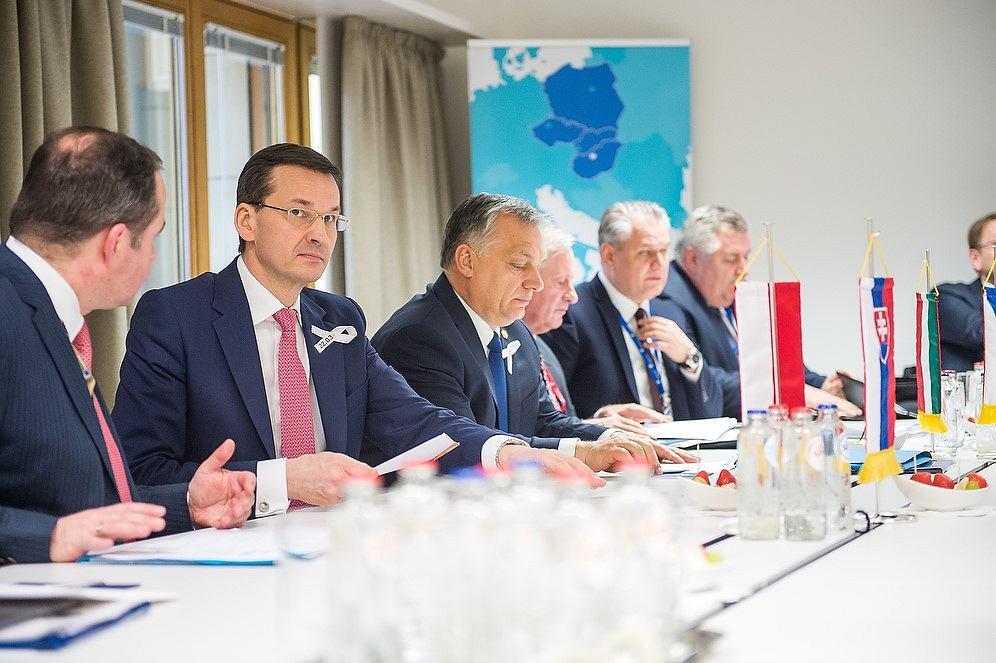 Premier Mateusz Morawiecki w Brukseli podczas dwudniowego posiedzenia Rady Europejskiej