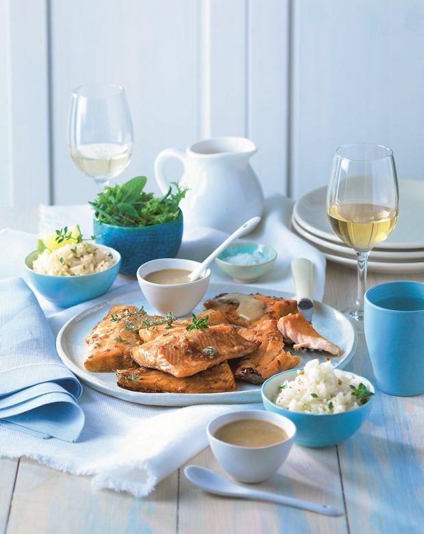 Sos Do Ryb Limonka Wszystko O Gotowaniu W Kuchni Ugotuj To