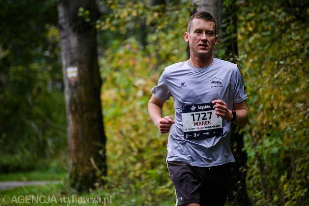 Zdjęcie numer 98 w galerii - Silesia Marathon. Chłód i wiatr niestraszne, rekord pobity! [ZDJĘCIA]