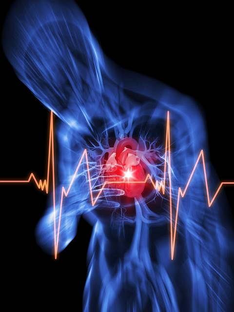 Ból zamostkowy, duszności pojawiające się początkowo w stresujących sytuacjach, mogą zwiastować chorobę serca
