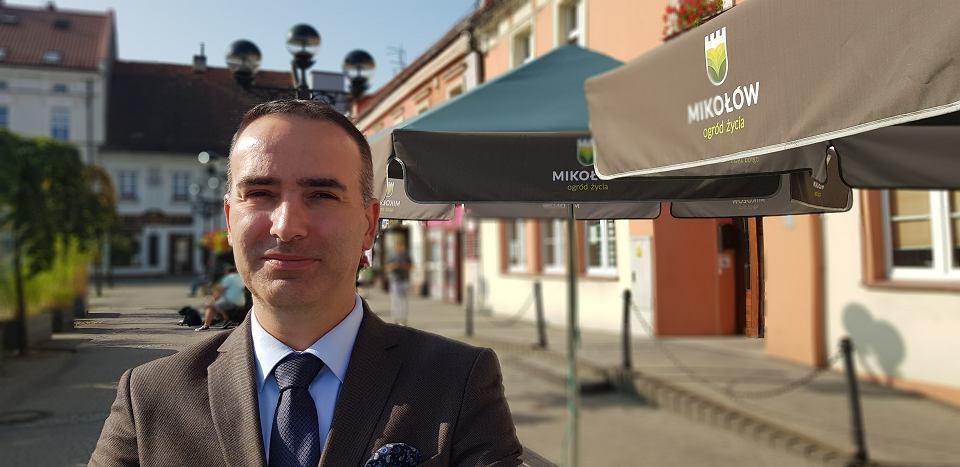 Mateusz Handel, zastępca burmistrza Mikołowa