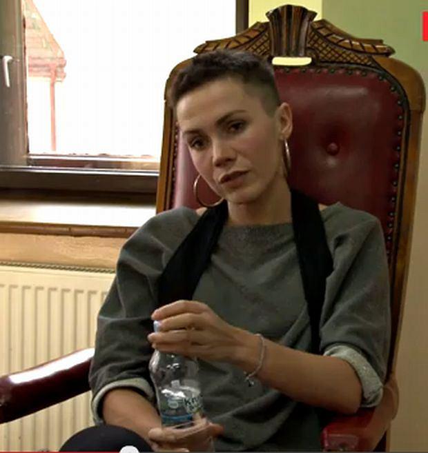 Olga Bołądź .