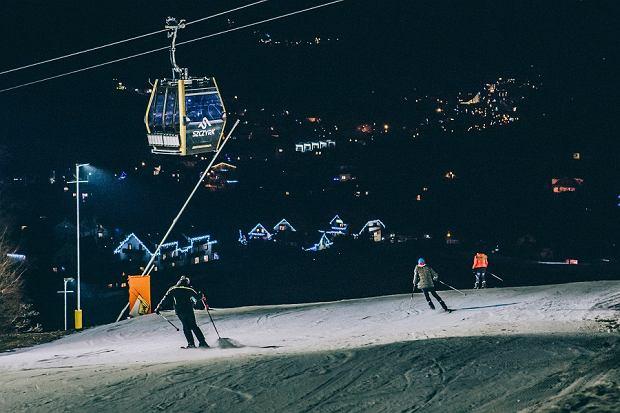 Zdjęcie numer 1 w galerii - Szczyrk otwiera sezon narciarski 2018/2019