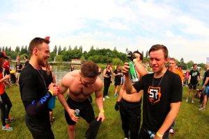 Men Expert Survival Race! Ekstremalny bieg we Wrocławiu [WIDEO]