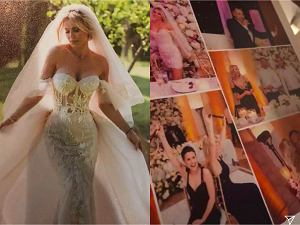 Doda pokazała album ślubny