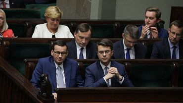 8Debata w Sejmie nad odwolaniem ministra Zbigniewa Ziobro