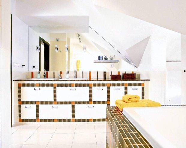 Kafelki W łazience Budowa Projektowanie I Remont Domu