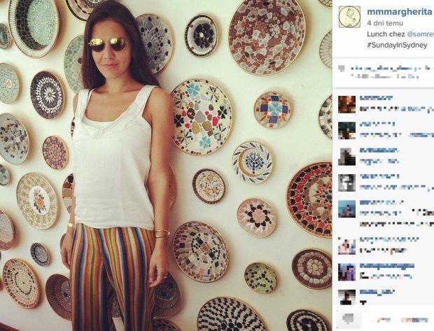 Instagram Margherita Missoni