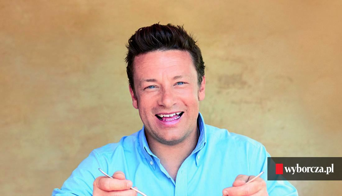 Książka Kulinarna Jamie Gotuje Po Włosku Jamiego Olivera