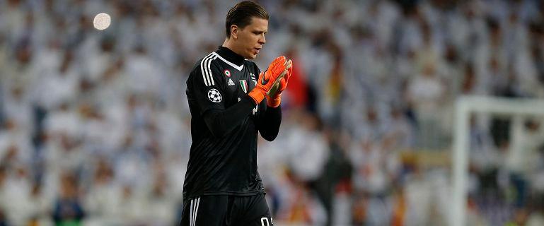 Serie A. Wojciech Szczęsny nie zagra w najbliższym meczu Juventusu