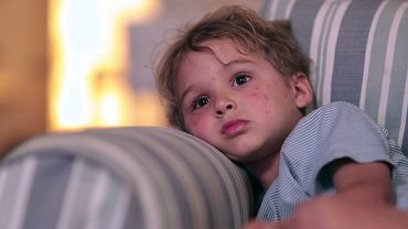 Dziecko przez tv