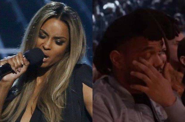 Ciara, The Weeknd