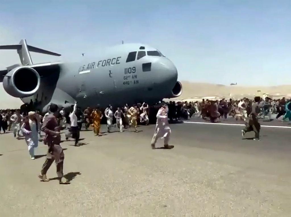Operacja Afganistan. USA proszą Polskę o pomoc w ewakuacji i przyjęcie 3000 uchodźców. Jest deklaracja