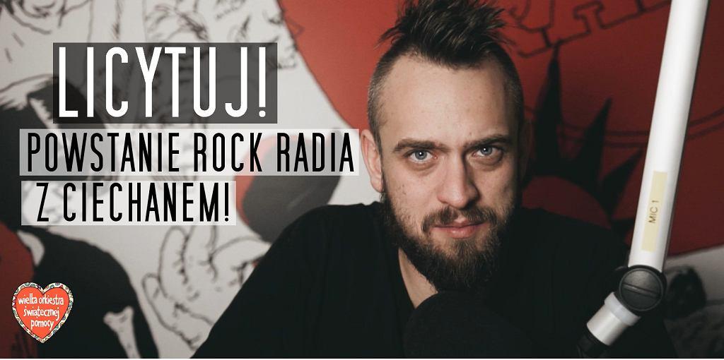 Rock Radio dla WOŚP