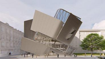 Łódź Architecture Center projektu Daniela Libeskinda (mat. pras.)