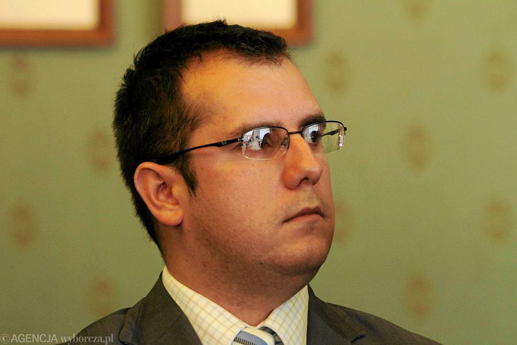 W domu posła PiS Przemysława Czarneckiego w noc sylwestrową doszło do awantury