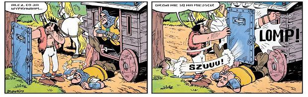 Kajko i Kokosz wracają