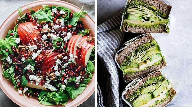 Jeśli dbasz o sylwetkę, wieczorem jedz lekkie, ale sycące kolacje.