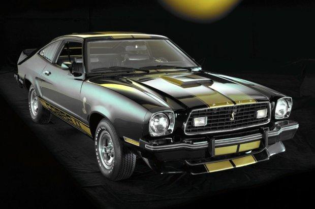 1977 Ford Mustang II Cobra II