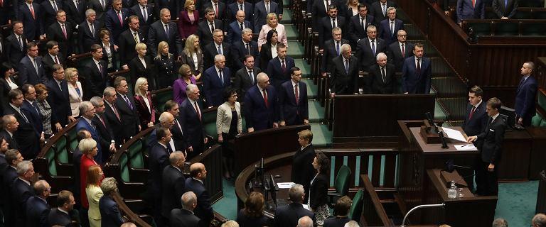 Sejm wybrał wicemarszałków. M.in. Terlecki, Kidawa-Błońska i Czarzasty