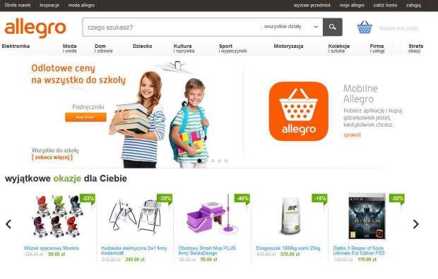 Allegro zostało sprzedane za 3,253 mld dol.