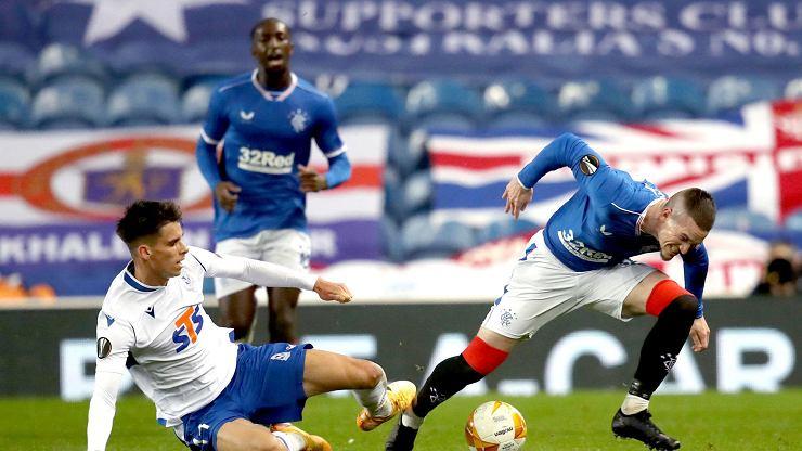 Porażka Lecha Poznań z Rangers FC. Znacznie słabsza gra Kolejorza po przerwie