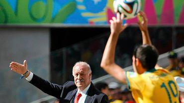 Vicente del Bosque wskazuje kierunek