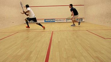 10. Mistrzostwa Warszawy w squashu