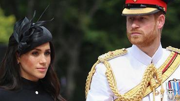 Meghan źle się czuje w roli księżnej?