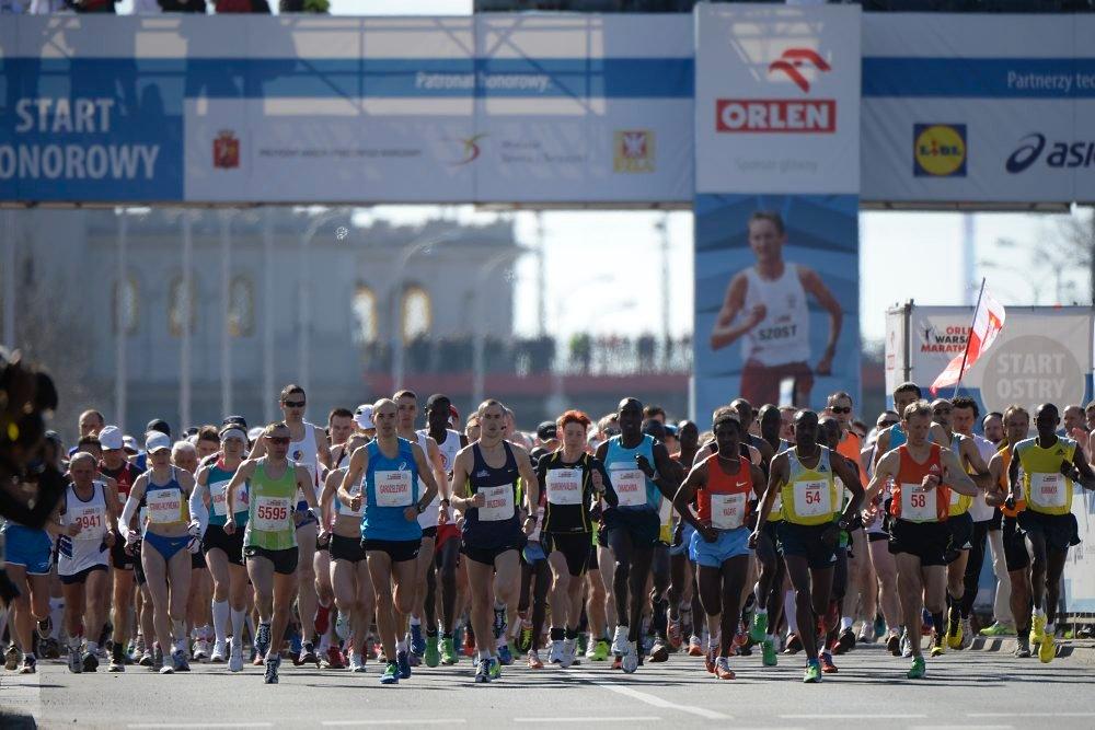 Jak przebiec maraton w 4 godziny