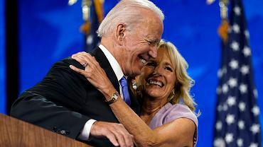 Jill Biden i Joe Biden