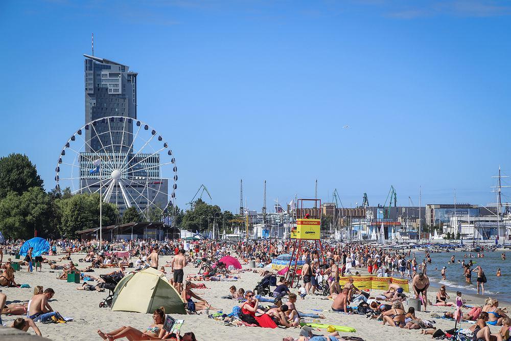 Senatorowie złożyli projekt umożliwiający zarządzanie plażami przez samorządy