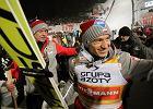 PŚ w skokach narciarskich. Kamil Stoch wyprzedził Andreasa Goldbergera w liczbie zwycięstw w konkursach PŚ