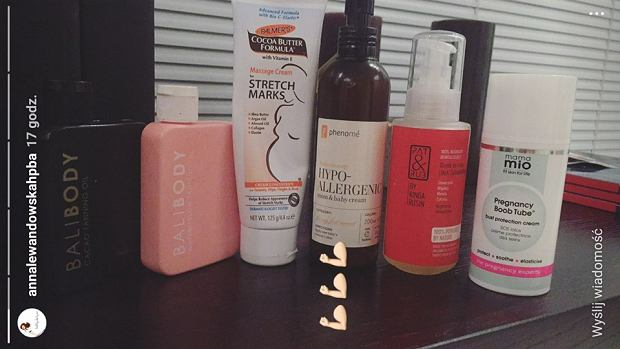 Kosmetyki Anny Lewandowskiej