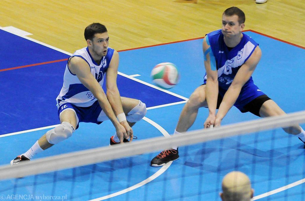 Espadon Szczecin przygotowuje się do gry w Plus Lidze