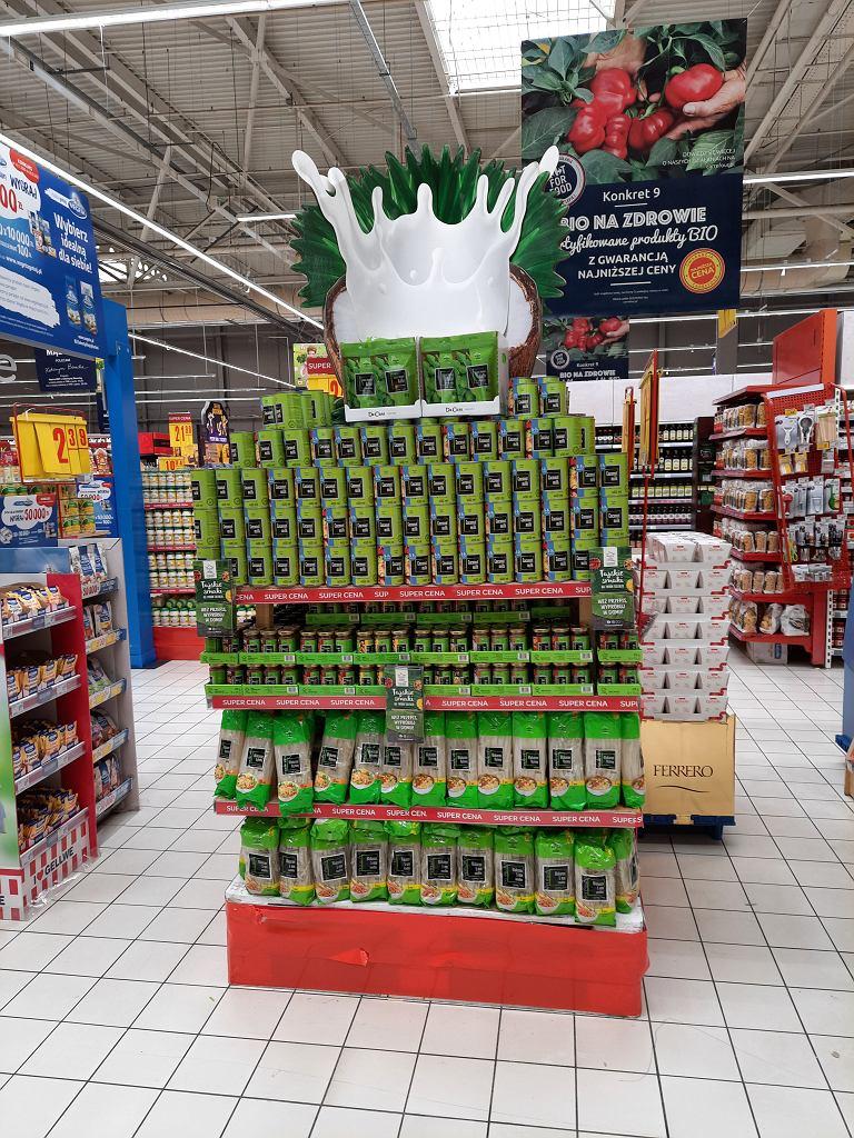 Produkty tajskie są dostępne w wielu supermarketach