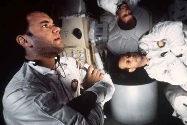 Kadr z filmu Apollo 13