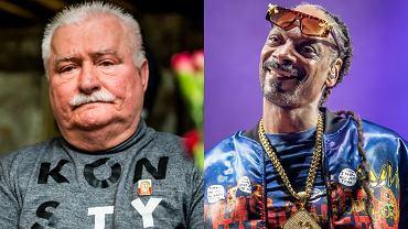 Lech Wałęsa, Snoop Dogg