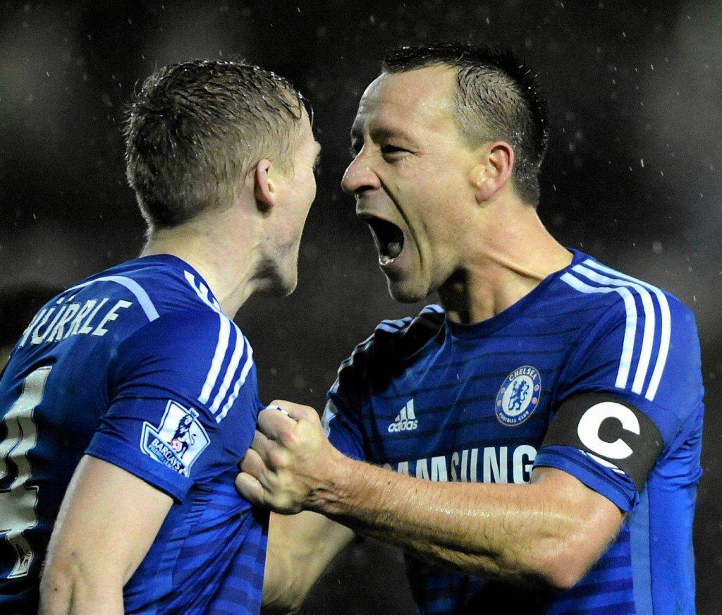 Puchar Ligi. Derby - Chelsea 1:3