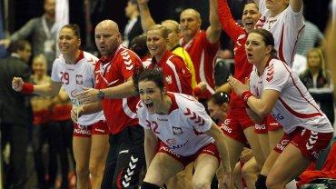 Reprezentantki Polski w piłce ręcznej