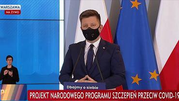 Konferencja Dworczyk