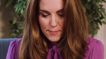 Księżna Kate zaliczyła językową wpadkę