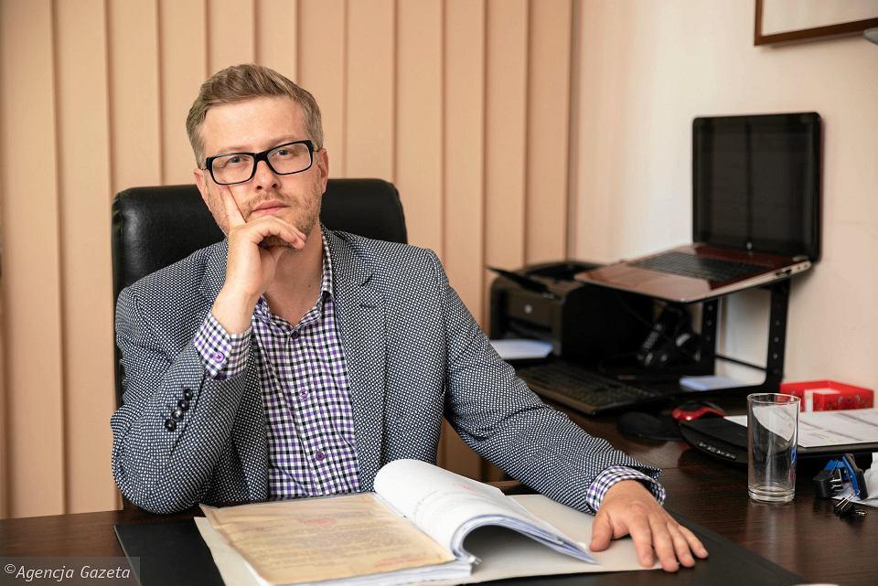 Mec. Łukasz Kurowski