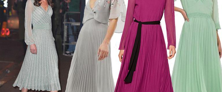 Plisowane sukienki to hit nadchodzącej wiosny. Są idealne na randkę i do pracy